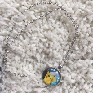 Pikachu Pokémon necklace